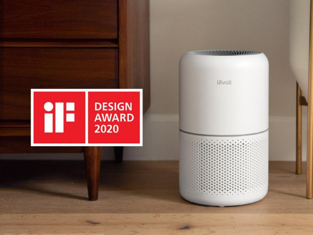 Levoit Core 300 с награда iF Design за 2020
